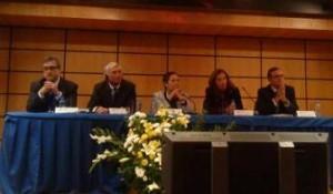 Carlos Fuente, Gilbert Monod de Froidville, Angélica Jorge, Maria Teresa Otero e Manuel Novaes Cabral